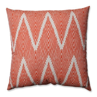 Pillow Perfect Bali Mandarin 24.5-inch Decorative Pillow