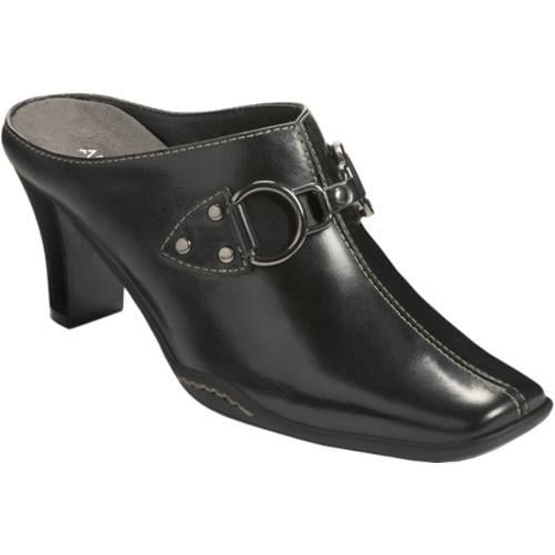 Women's Aerosoles Cinch Worm Black Leather