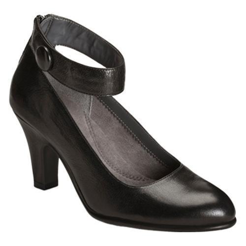 Women's Aerosoles Drapery Black Leather