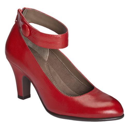 Women's Aerosoles Drapery Red Leather