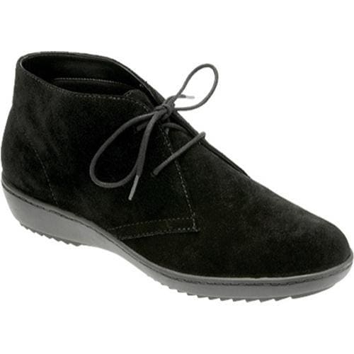 Women's Aerosoles Pine Tree Black Suede - Thumbnail 0