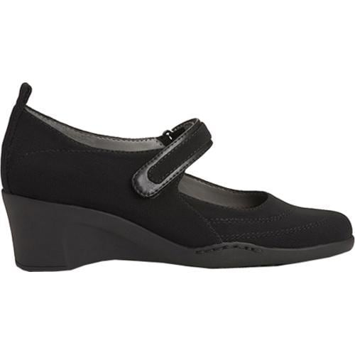 Women's Aerosoles Tornado Black Fabric