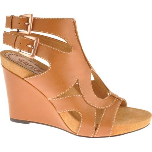 Women's Antia Shoes Gianna Cognac Soft Calf