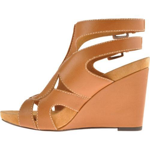 Women's Antia Shoes Gianna Cognac Soft Calf - Thumbnail 2