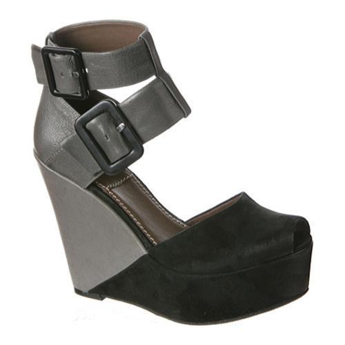 Women's Bacio 61 Curvo Black Leather