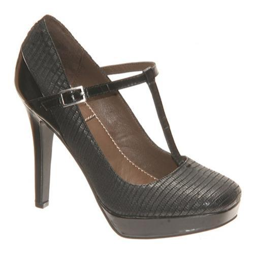 Women's Bacio 61 Farfalla Black Leather