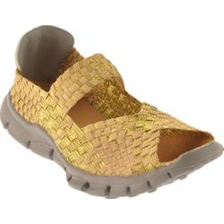 Women's Bernie Mev Comfi Gold Tan