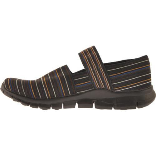 Women's Bernie Mev Strappy Black Mix