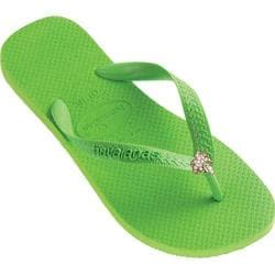 Women's Dini's Los Angeles Crystal Palm Trees Spring Green - Thumbnail 0