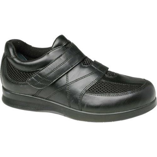 Women's Drew Trenda Black Leather/Mesh