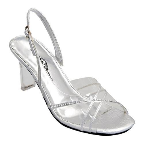 Women's Lava Shoes Arlene Silver