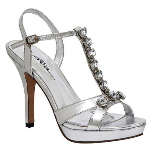 Women's Lava Shoes Valencia Silver