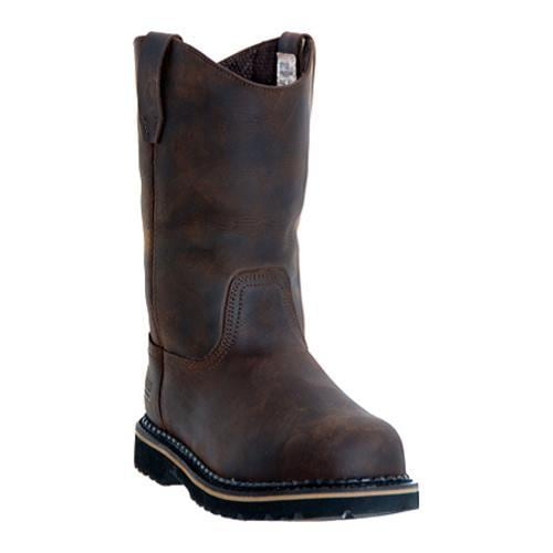 Men's McRae Industrial 11in Wellington MR85144 Dark Brown