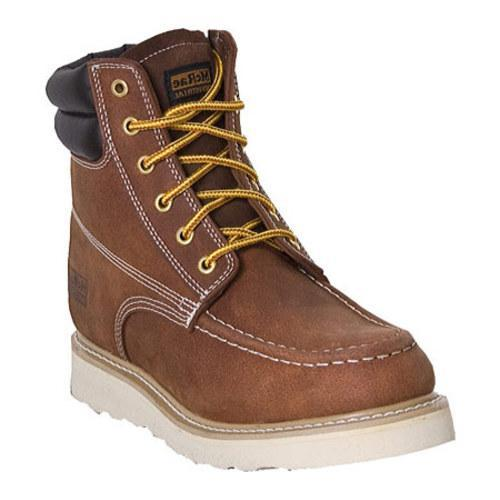 Men's McRae Industrial 6in Lacer MR86135 Rusty