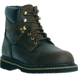Men's McRae Industrial 6in Lacer MR86144 Dark Brown