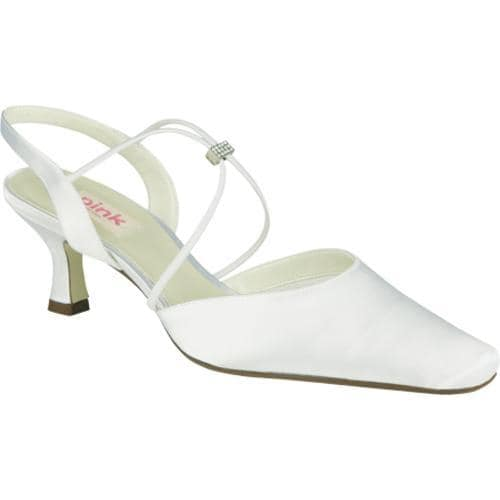 Women's Pink Paradox London Cindy White Satin