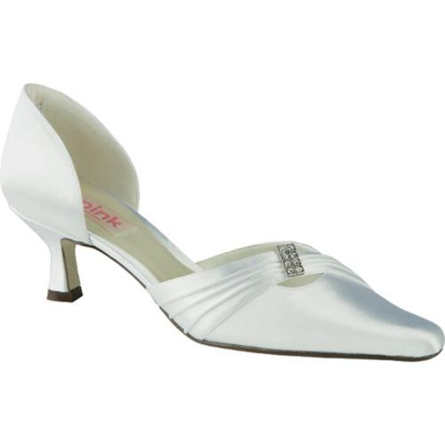 Women's Pink Paradox London Lady White Satin