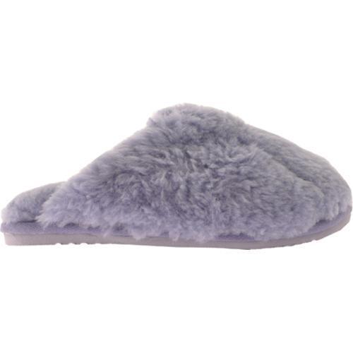 Women's Poochkis Aussie Ritz Slipper Lavender - Thumbnail 1
