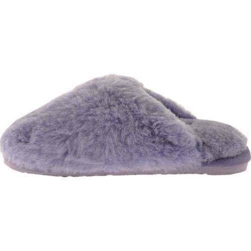 Women's Poochkis Aussie Ritz Slipper Lavender - Thumbnail 2