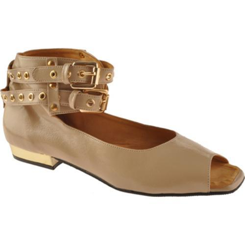 Women's Samanta Allyson Beige Leather
