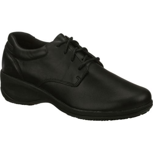 Women's Skechers Work Nexus Lace SR Black