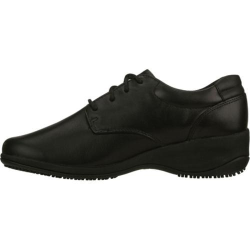 Women's Skechers Work Nexus Lace SR Black - Thumbnail 2