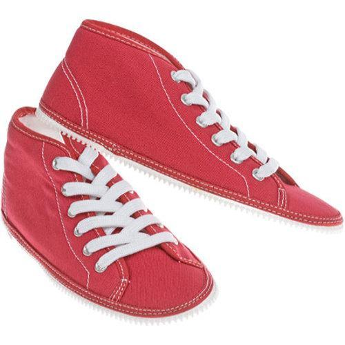Children's Zipz Cranberry HiTop Covers Red