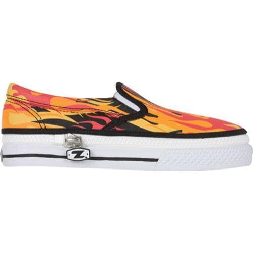 Children's Zipz Flamez Zip-On Multicolored - Thumbnail 1