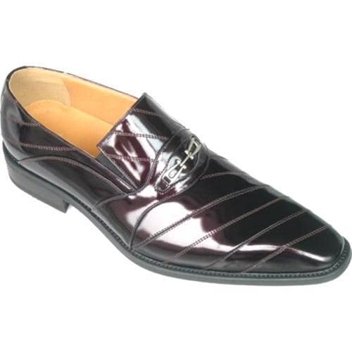 Men's Zota 7201 Burgundy Leather