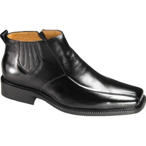 Men's Zota 76666 Black Leather