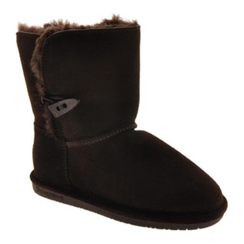 Girls' Bearpaw Abigail Chocolate