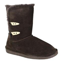 Women's Bearpaw Abigail Chocolate