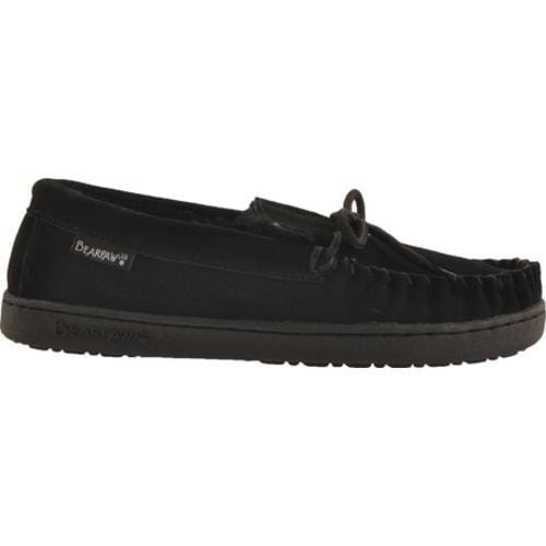 Men's Bearpaw Moc II Black - Thumbnail 1