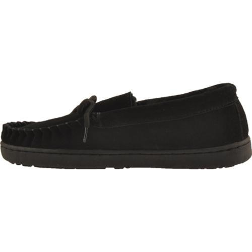 Men's Bearpaw Moc II Black - Thumbnail 2