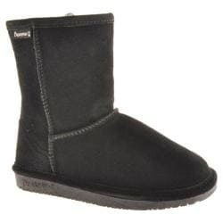 Girls' Bearpaw Emma Youth Black