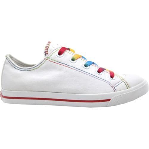 Women's Burnetie Ox White/Multicolored - Thumbnail 1
