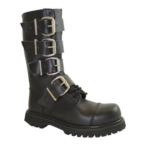 Men's Ride Tecs Steampunk Boot Black - Thumbnail 0