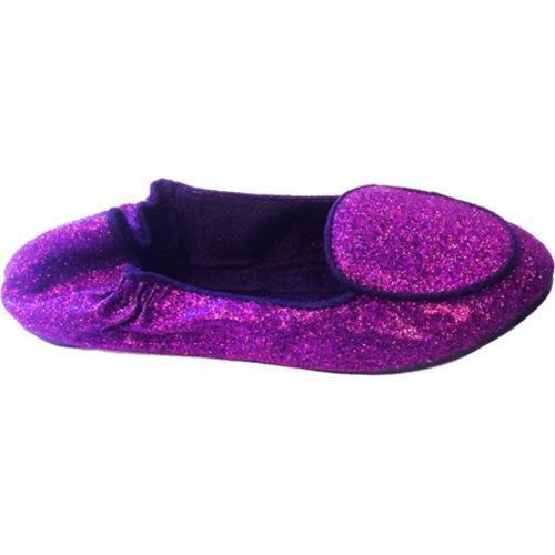 Girls' Footzyfolds Sugar Purple