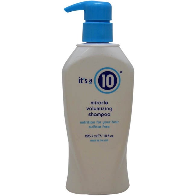 It's A 10 Miracle Volumizing 10-ounce Shampoo
