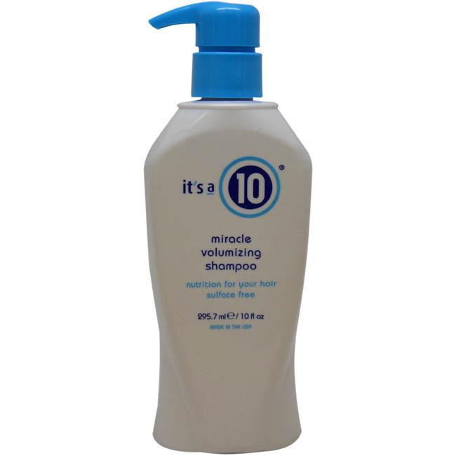 It's A 10 Miracle Volumizing 10-ounce Shampoo