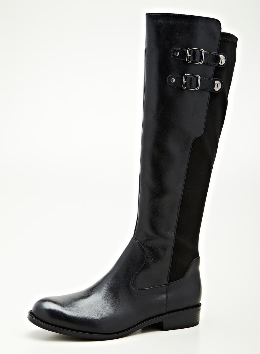 Tahari Ta Flat Hi Shaft Boot