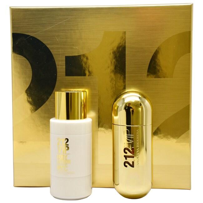 212 VIP by Carolina Herrera Women's 2-piece Gift Set