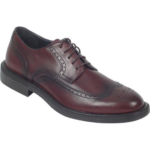 Men's Detour Amsterdam Dark Wine Full Grain Leather - Thumbnail 0