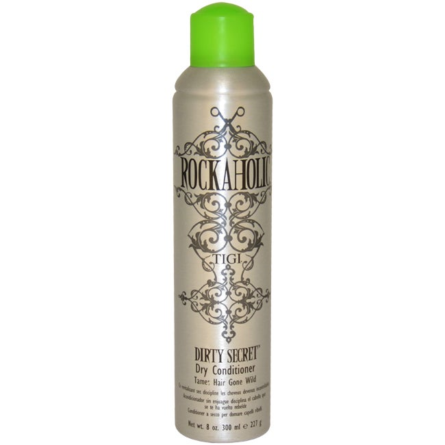 TIGI Rockaholic Dirty Secret Dry 8-ounce Conditioner