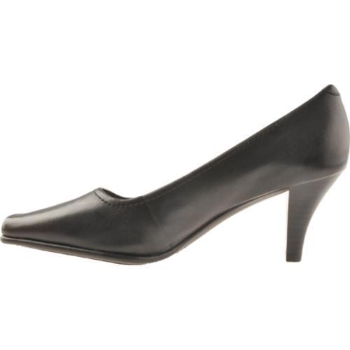Women's Aerosoles Envy Black Leather - Thumbnail 2