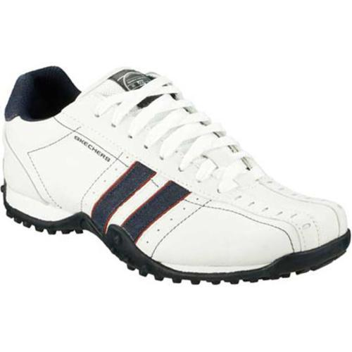 Men's Skechers Urbantrack Forward White/Navy