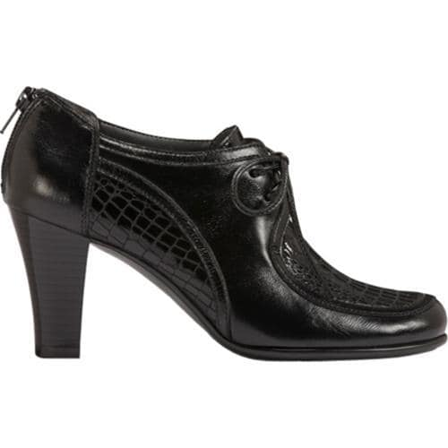 Women's Aerosoles Role On Black Combo - Thumbnail 1
