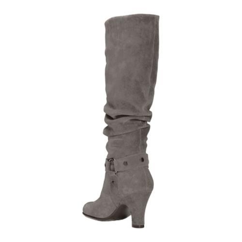 Women's Aerosoles Soto Booth Dark Gray Suede