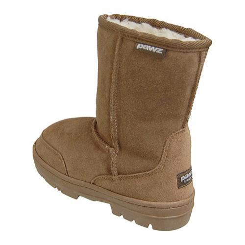 Children's Pawz by Bearpaw Laguna 8in Chestnut - Thumbnail 1