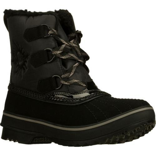 Women's Skechers Highlanders Country Climber Black